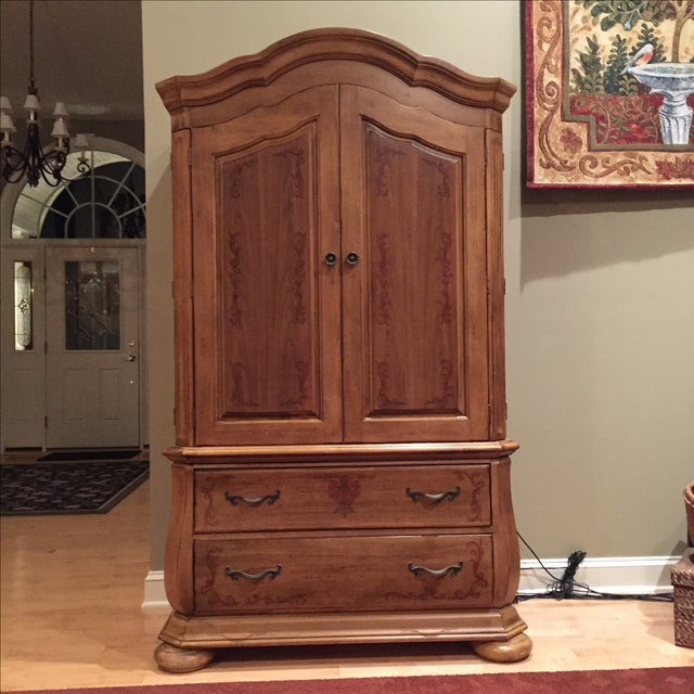 Hooker Entertainment Center / Armoire - Image 3 of 4