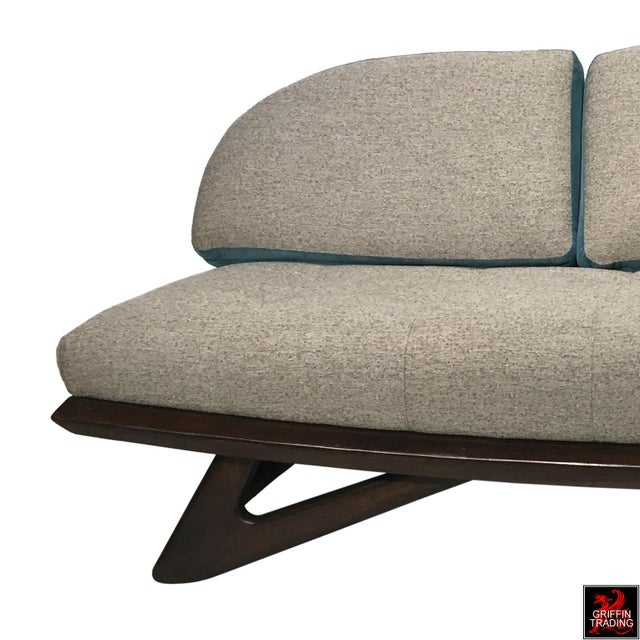 Adrian Pearsall Sofa by Craft Associates For Sale In Dallas - Image 6 of 13