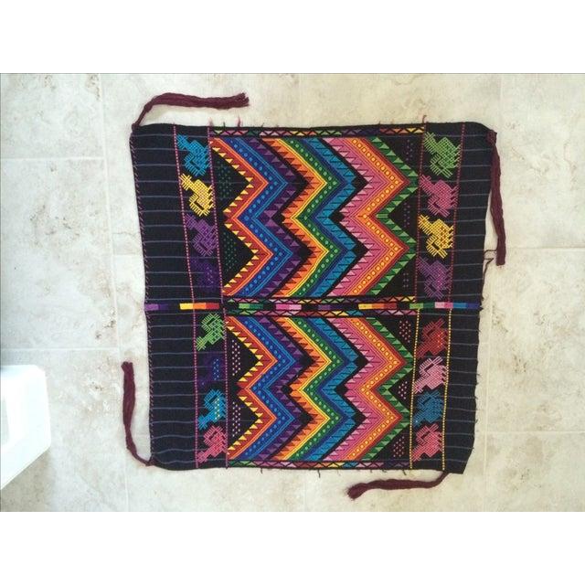 Vintage Guatemalan Textile - Image 2 of 7