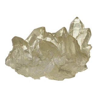 Resin Faux Crystal Specimen