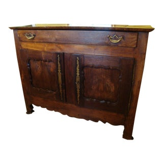 Circa 1820 French Provincial Sideboard Buffet For Sale