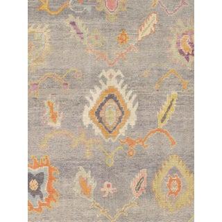 Pasargad Turkish Oushak Wool Area Rug - 10′2″ × 14′2″ Preview