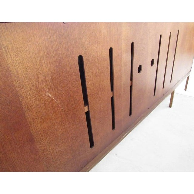 Large Contemporary Modern Credenza For Sale - Image 12 of 13