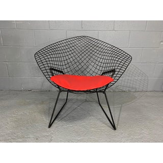 Mid-Century Modern Harry Bertoia Diamond Chair for Knoll Preview