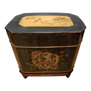 1970s Vintage Chinese Wedding Box For Sale