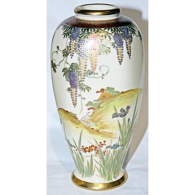 Japanese Vases - A Pair - Image 3 of 7