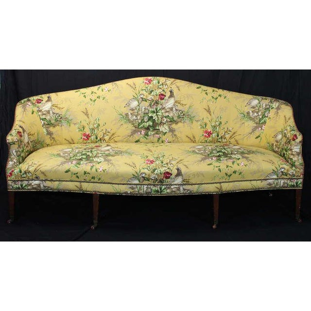 Early 19th Century Federal Sofa For Sale - Image 9 of 11
