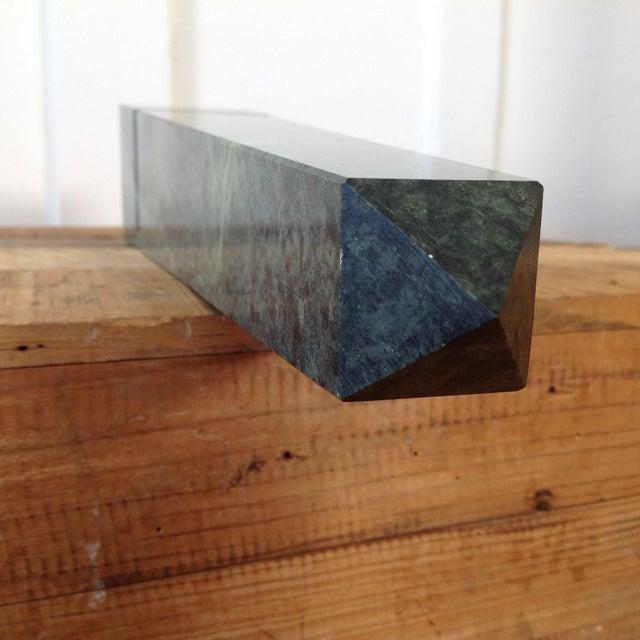Green Marble Obelisk - Image 7 of 10