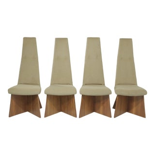 Adrian Pearsall Dining Chairs - Set of 4 For Sale