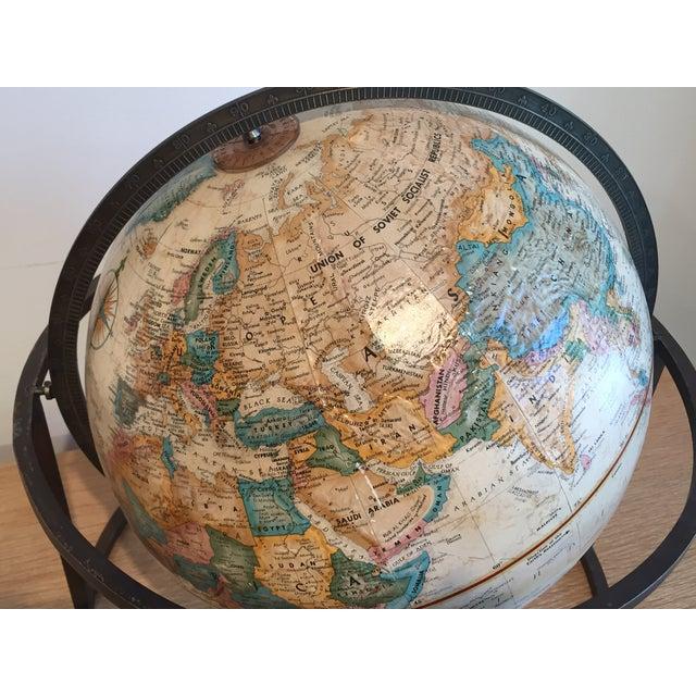 Paul McCobb Tabletop Globe - Image 4 of 5