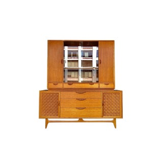 Mid Century Modern Lane Perception Credenza For Sale