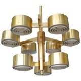 Image of Oversized Chandelier by Hans-Agne Jakobsson For Sale