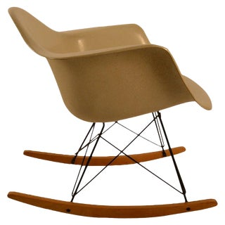Eames Rar Rocking Chair for Herman Miller For Sale