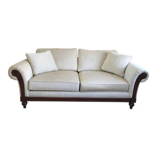 Ethan Allen Transitional Sofa For Sale