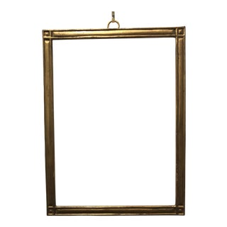 1910s Foster Brothers of Boston Arts & Crafts Giltwood Frame
