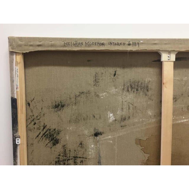 Brown 2019 Meighan Morrison Untitled Painting For Sale - Image 8 of 9