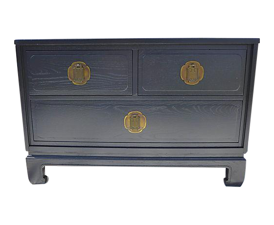 Lovely Davis Cabinet Furniture Asian Style Low Dresser