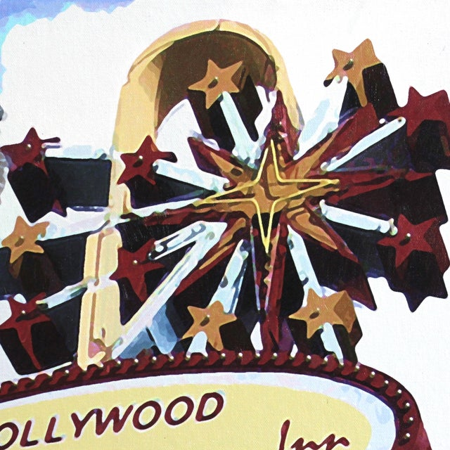 """""""Hollywood Downtowner"""" Original by Michael Giliberti - Image 4 of 9"""