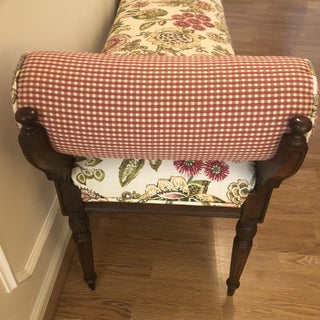 Boudoir English Traditional Bench Preview