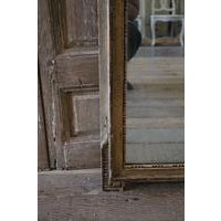 Mid-20th Century Trumeau Style Mirror - Image 5 of 6