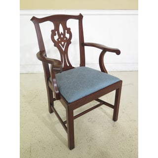 Henkel Harris Mahogany Dining Room Chairs - Set of 8 Preview
