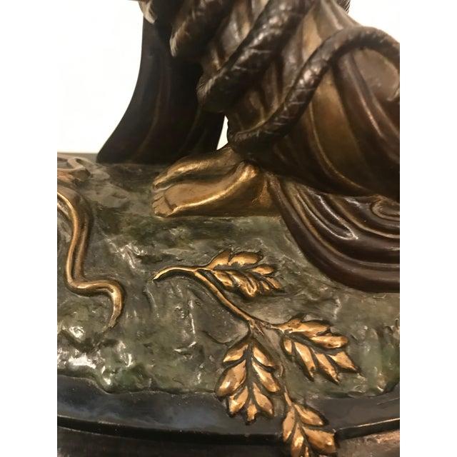 "1984 Erte Ltd Ed ""Perfume"" Bronze Sculpture by Romain De Tirtoff For Sale - Image 11 of 13"