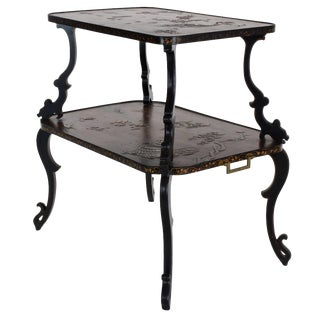 Mid 19th Century Antique French Art Nouveau Table by Louis Majorelle For Sale