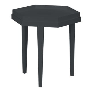 Ellis Table, Ebony King For Sale