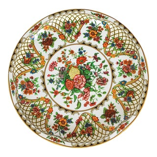 Vintage Daher English Tray For Sale