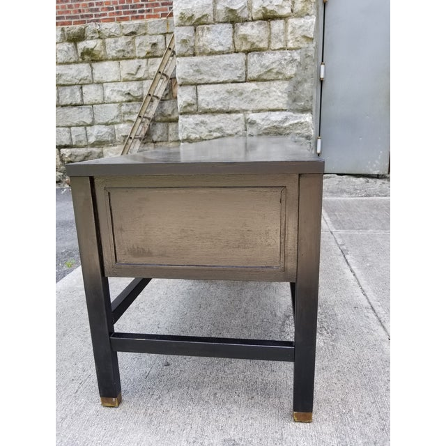 Vintage America of Martinsville Painted Hollywood Regency Style Console For Sale In New York - Image 6 of 11