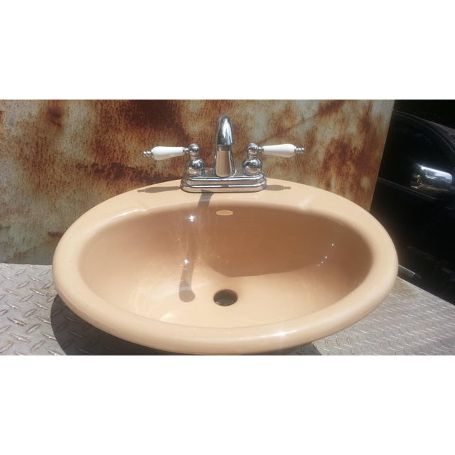 Kohler Sandalwood Cast Iron Sink - Image 5 of 6