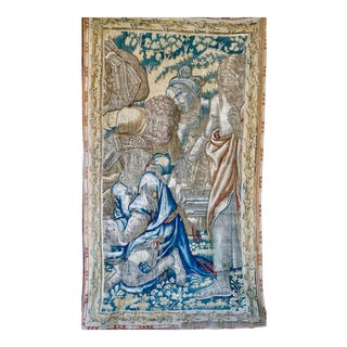 Early 18th Century Brussels Tapestry For Sale