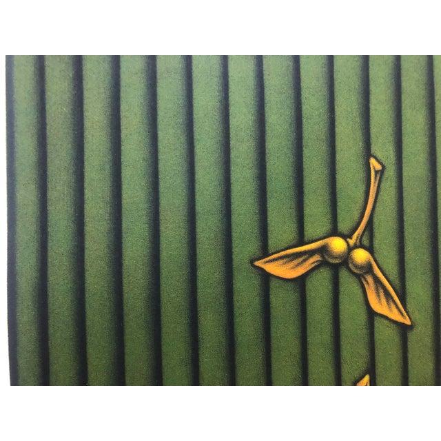 "1980s Kazuhisa Honda Modern Mezzotint ""Park"" 1980s For Sale - Image 5 of 7"