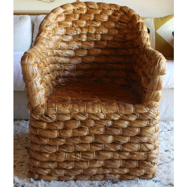 The stunning Joshua Tree chair designed by Ralph Lauren for EJ Victor is even more special & impactful in person! Use at...
