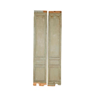 18th Century Panels - A Pair For Sale