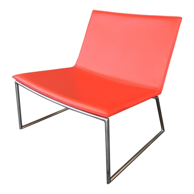 Chalk Chair by CB2 - Image 1 of 8