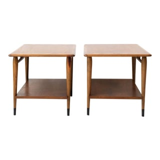 Pair of Mid-Century Lane Side Tables