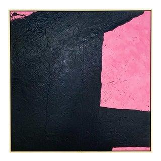 """John O'Hara. Tar, 9. 49x49"""" Encaustic Painting For Sale"""