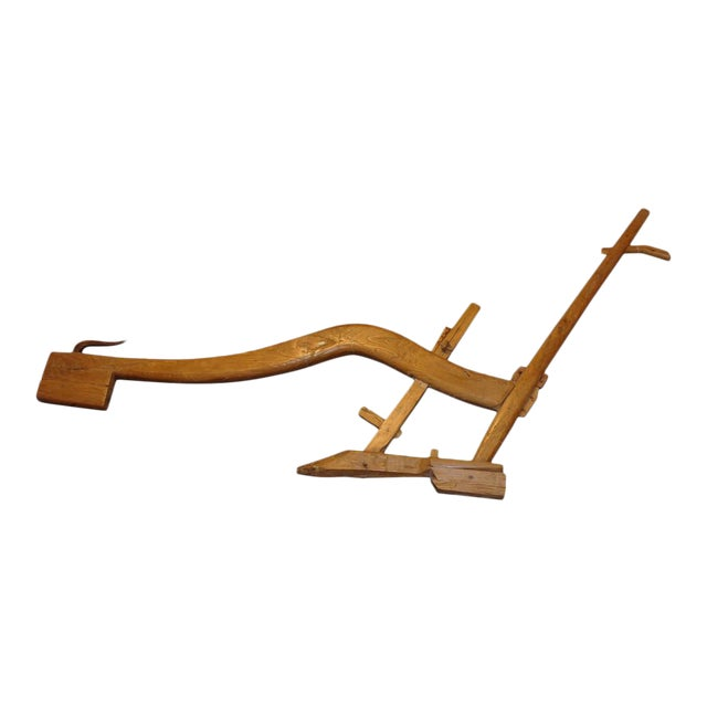 Traditional Chinese Plough - Image 1 of 3