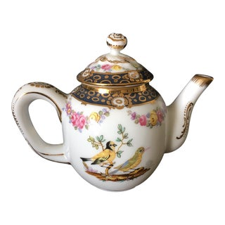 Contemporary Yellow Victoria and Albert Museum Teapot For Sale