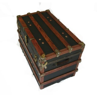 Early 1900's Carriage Trunk Preview