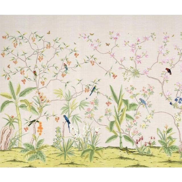 "Casa Cosima Palisades Wallpaper Mural - 4 Panels 144"" W X 108"" H For Sale"