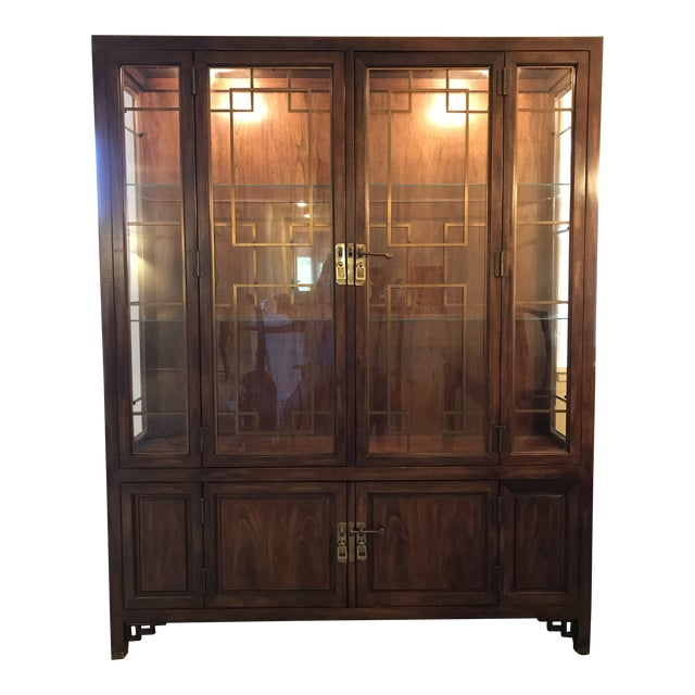 Century Furniture Company China Cabinet For Sale