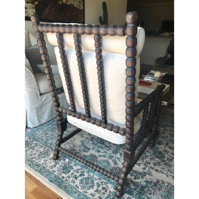 Custom Bobbin Chair - Image 4 of 4