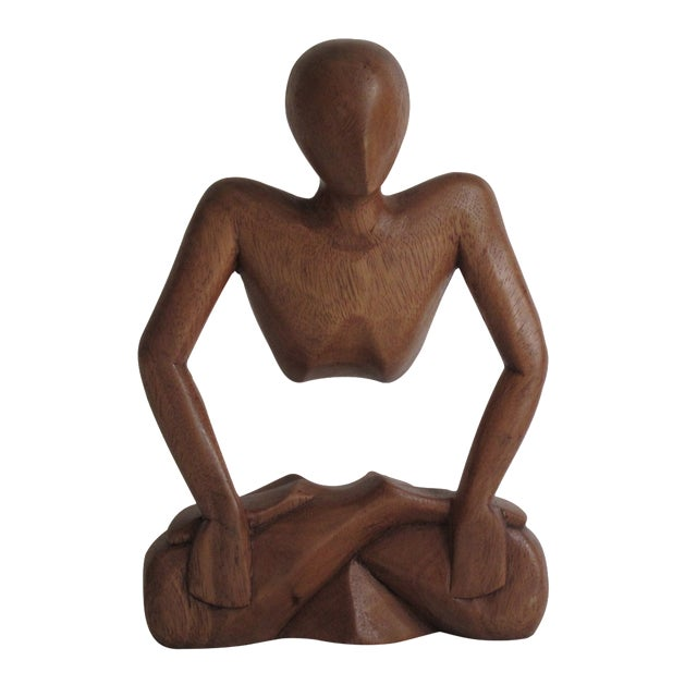 Abstract Female Sculpture - Image 1 of 7