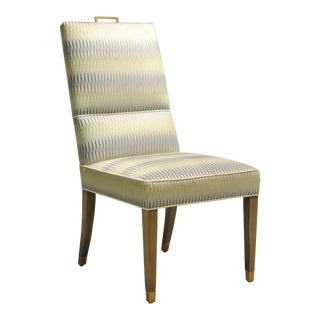 Tuxedo Side Chair For Sale