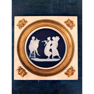 Early 20th Century Wedgwood Wall Hanging Decorative Plates - a Pair Preview