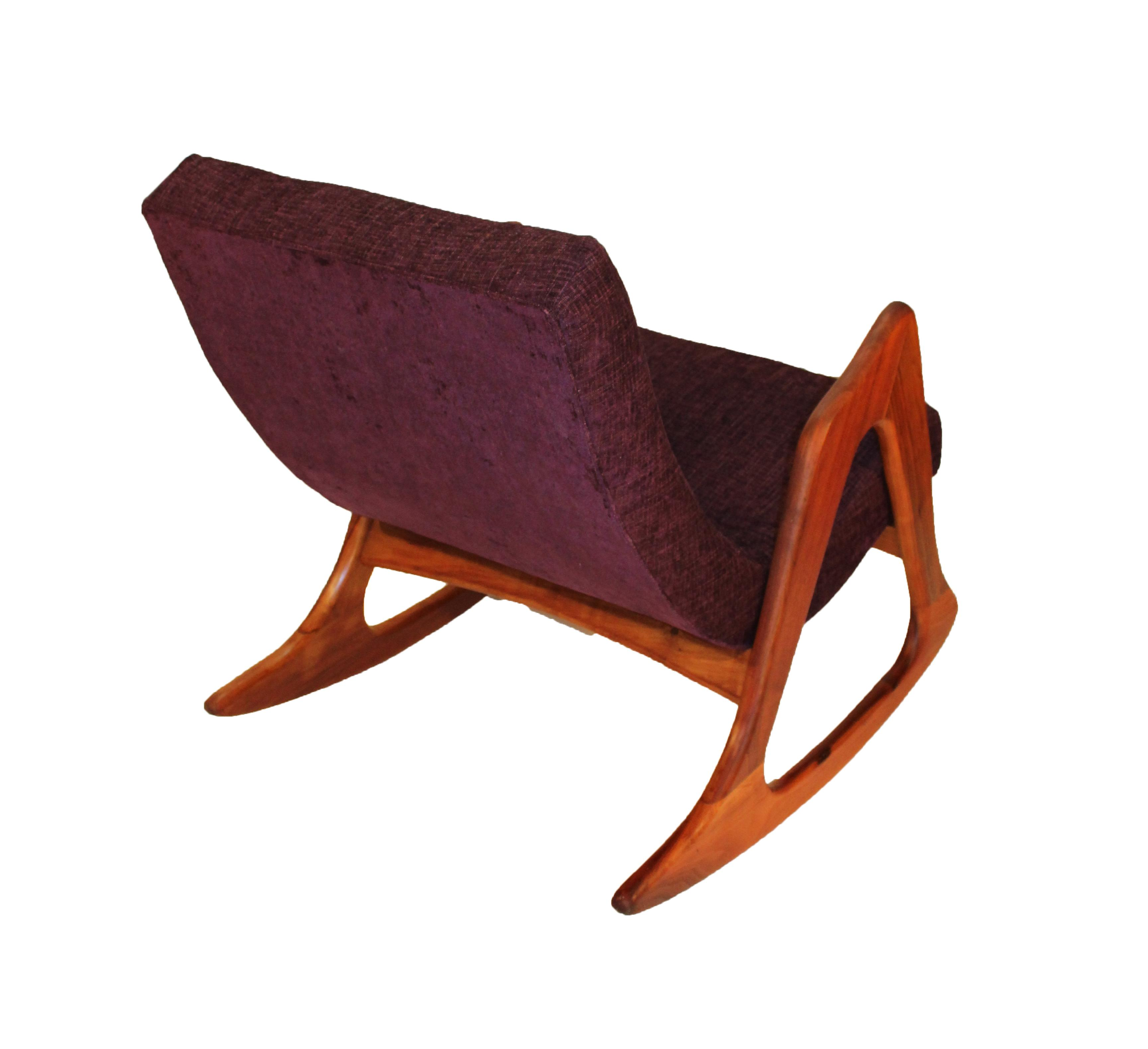 Adrian Pearsall Rocker For Craft Associates   Image 3 Of 5
