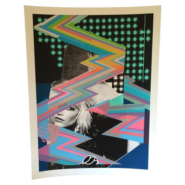 Blondie Silkscreen Poster - Image 1 of 8