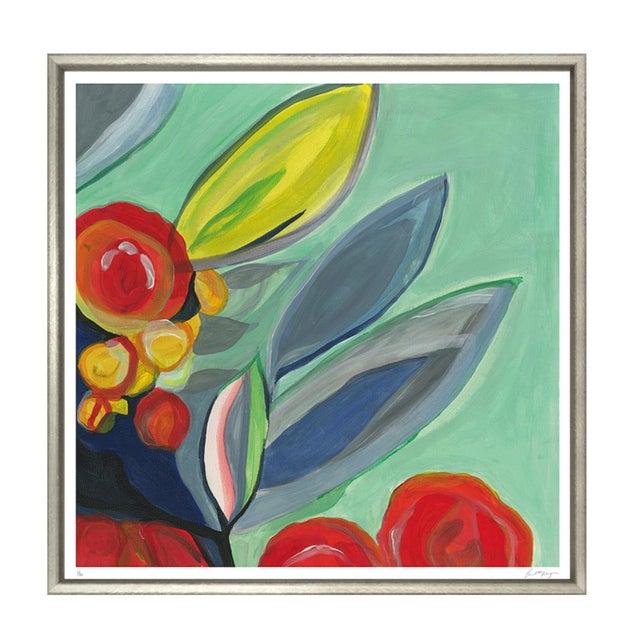 """2010s Trowbridge """"Bouquet of Colour"""" Prints - Set of 4 For Sale - Image 5 of 9"""